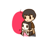 Hey! Sweety(個別スタンプ:21)