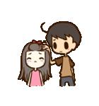 Hey! Sweety(個別スタンプ:28)