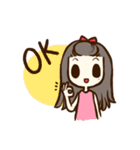 Hey! Sweety(個別スタンプ:33)