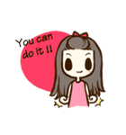 Hey! Sweety(個別スタンプ:36)