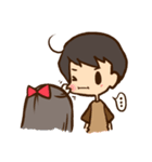 Hey! Sweety(個別スタンプ:37)