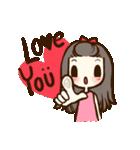 Hey! Sweety(個別スタンプ:39)