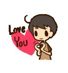 Hey! Sweety(個別スタンプ:40)