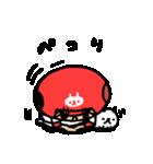 ソフトボールとねこ(個別スタンプ:07)