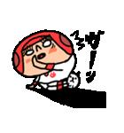 ソフトボールとねこ(個別スタンプ:15)