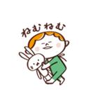 ビブちゃんの日常(個別スタンプ:14)