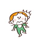 ビブちゃんの日常(個別スタンプ:37)