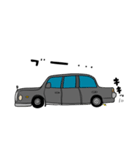 ニャン侠に生きるネコ 激闘編(個別スタンプ:09)