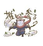 狐面ニンジャさん(個別スタンプ:01)