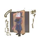 狐面ニンジャさん(個別スタンプ:05)