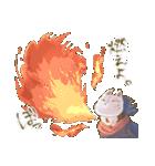 狐面ニンジャさん(個別スタンプ:09)