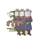 狐面ニンジャさん(個別スタンプ:13)