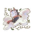 狐面ニンジャさん(個別スタンプ:16)