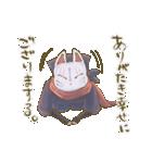 狐面ニンジャさん(個別スタンプ:22)