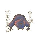 狐面ニンジャさん(個別スタンプ:23)
