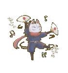 狐面ニンジャさん(個別スタンプ:26)