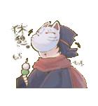狐面ニンジャさん(個別スタンプ:27)
