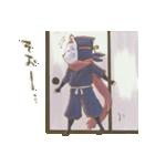 狐面ニンジャさん(個別スタンプ:28)