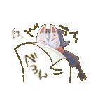 狐面ニンジャさん(個別スタンプ:29)