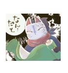 狐面ニンジャさん(個別スタンプ:35)