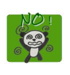ひだまりパンダ 〜えいご編〜(個別スタンプ:07)