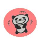 ひだまりパンダ 〜えいご編〜(個別スタンプ:12)