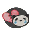 ひだまりパンダ 〜えいご編〜(個別スタンプ:14)