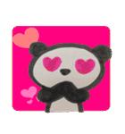 ひだまりパンダ 〜えいご編〜(個別スタンプ:16)