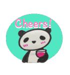 ひだまりパンダ 〜えいご編〜(個別スタンプ:25)