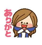 かわいい主婦の1日【冬編】(個別スタンプ:13)