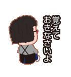 ようきなサダコさん(個別スタンプ:06)
