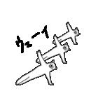 クマ体操(個別スタンプ:7)