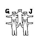 クマ体操(個別スタンプ:18)