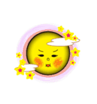 Full Moon Life(個別スタンプ:5)