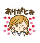 【関西弁】ゆるカジ女子♥4(個別スタンプ:2)