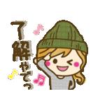 【関西弁】ゆるカジ女子♥4(個別スタンプ:7)