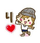 【関西弁】ゆるカジ女子♥4(個別スタンプ:8)
