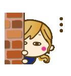 【関西弁】ゆるカジ女子♥4(個別スタンプ:35)