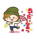 【関西弁】ゆるカジ女子♥4(個別スタンプ:38)