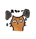猫のトラタ5 冬(個別スタンプ:26)