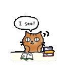 猫のトラタ5 冬(個別スタンプ:30)
