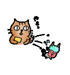 猫のトラタ5 冬(個別スタンプ:33)