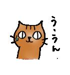 猫のトラタ5 冬(個別スタンプ:36)