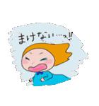 敬語も使える子!おかっぱちゃん♪3(個別スタンプ:28)