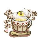 インコちゃん 冬パック(個別スタンプ:06)