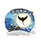 インコちゃん 冬パック(個別スタンプ:20)