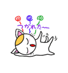 猫のMiちゃん(個別スタンプ:22)