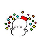雪だるまの気まぐれ(個別スタンプ:28)