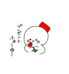 雪だるまの気まぐれ(個別スタンプ:35)