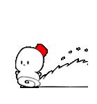 雪だるまの気まぐれ(個別スタンプ:36)